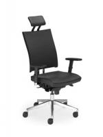 Scaun de Birou Ergonomic tip Office @-Motion U R15K HRU steel 33 chrome